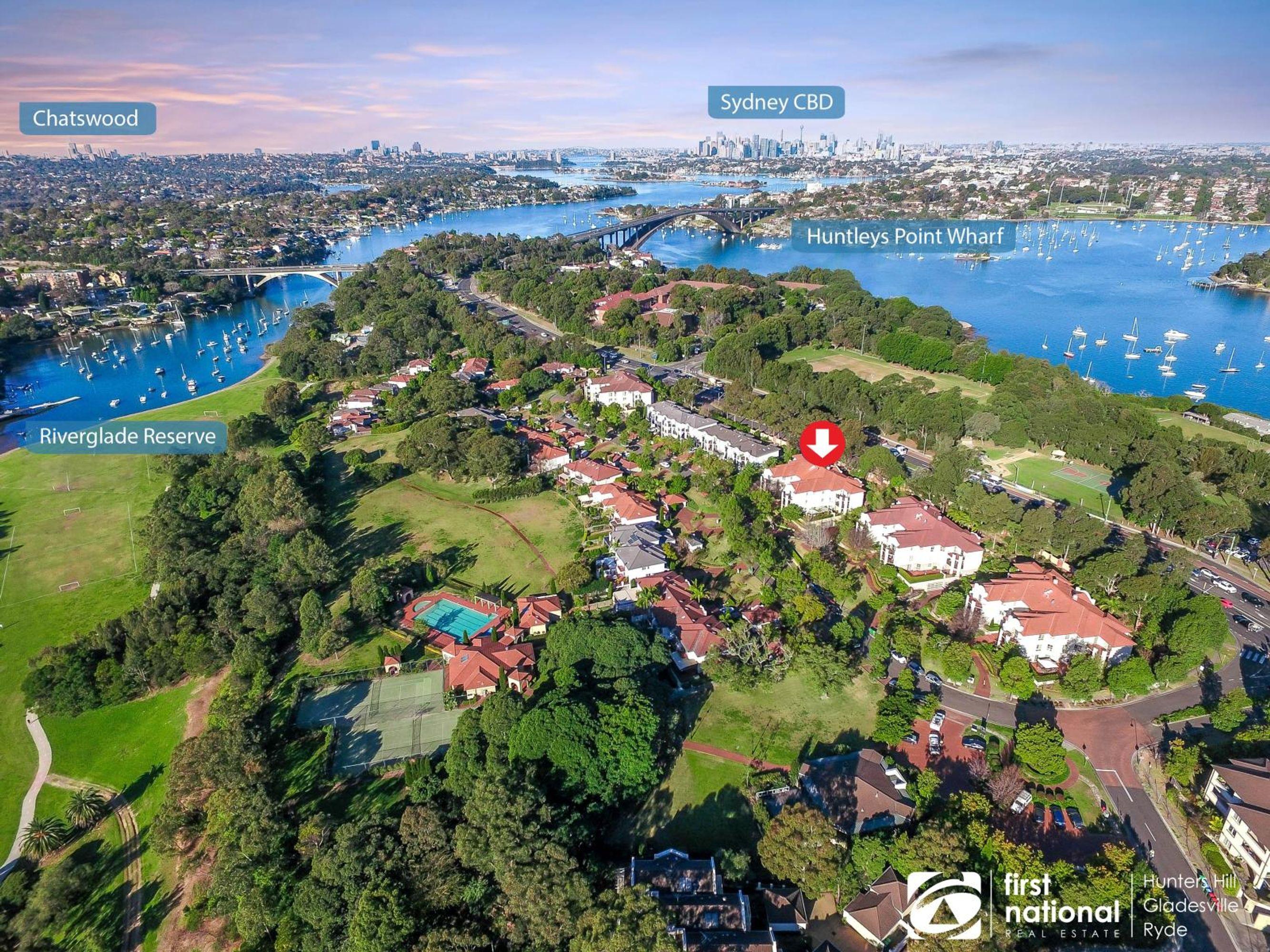 9/6 Mortimer Lewis Drive, Huntleys Cove, NSW 2111