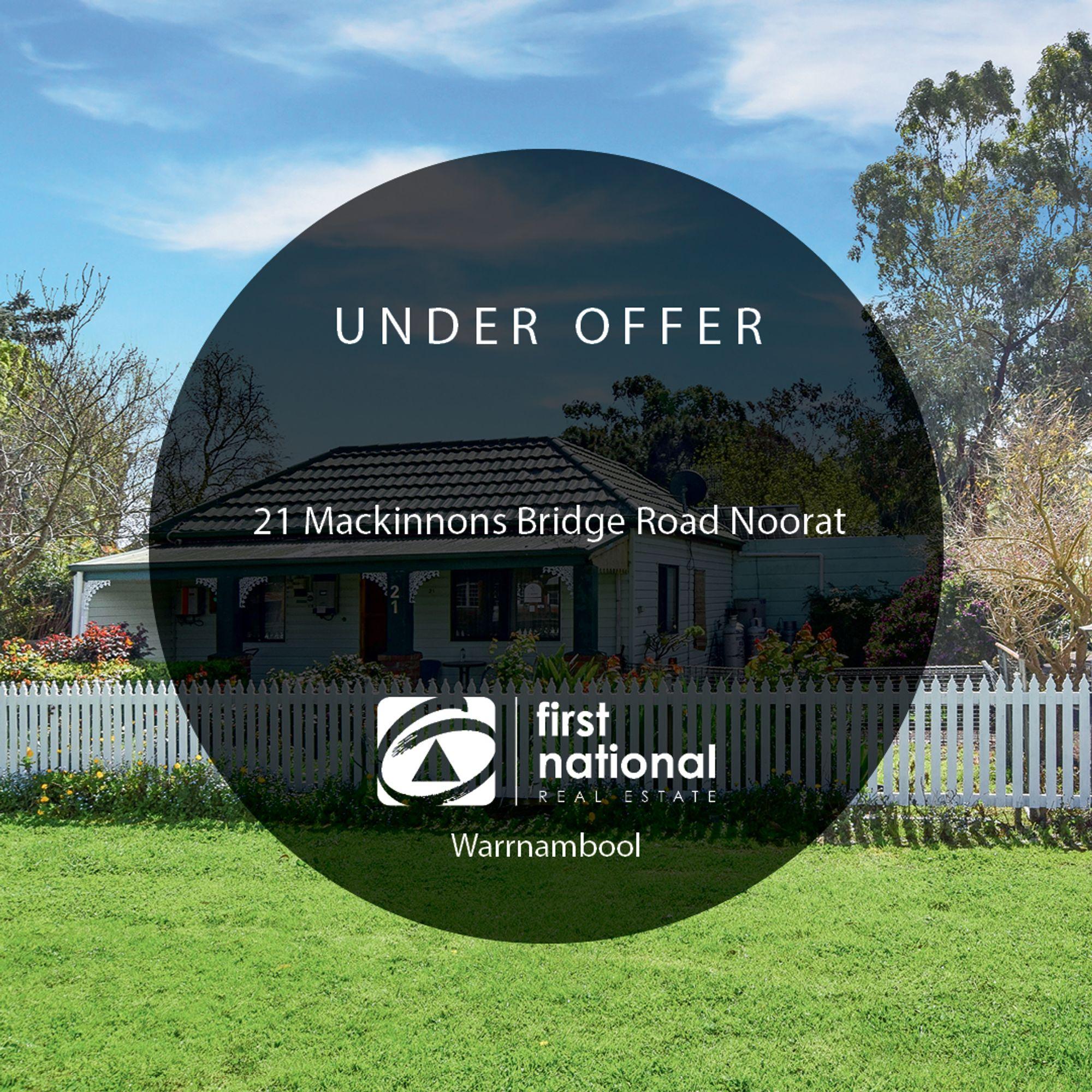 21 Mackinnons Bridge Road, Noorat, VIC 3265