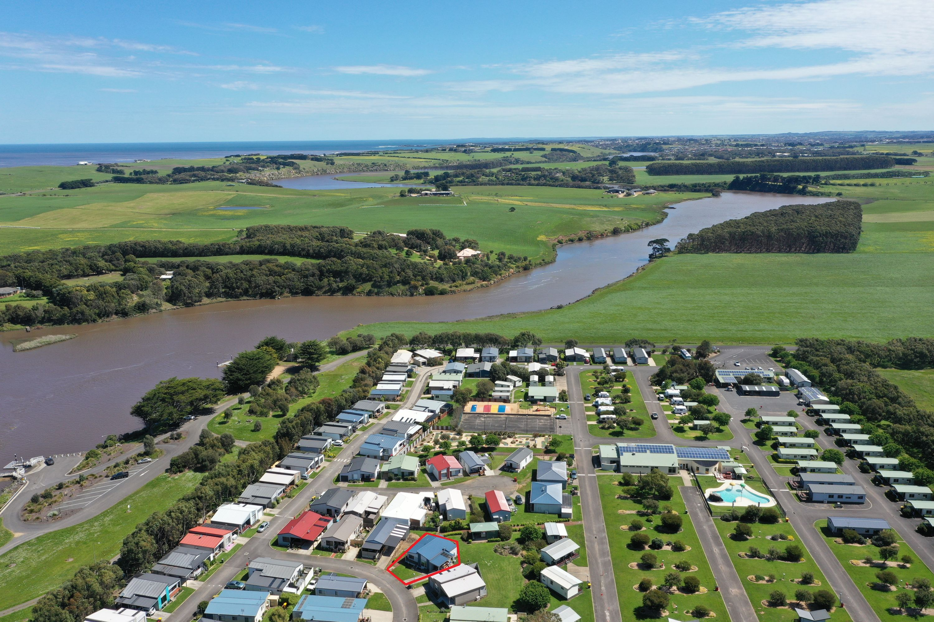 116/125 Hopkins River Caravan Park, Warrnambool, VIC 3280