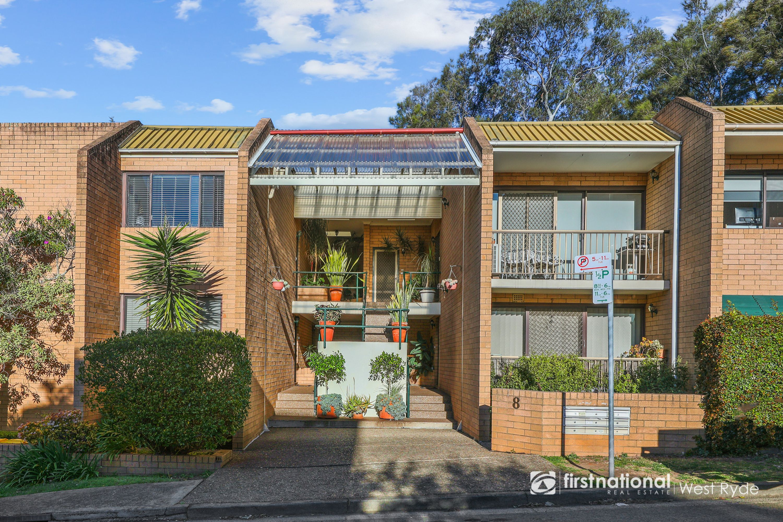 3/8 Hatton Street, Ryde, NSW 2112