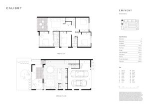 Eminent Floor Plan
