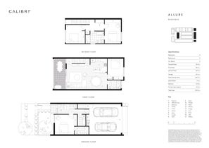 Allure Floor Plan