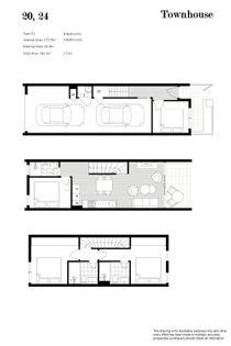 20, 24 39 45 Sandown Road Plan