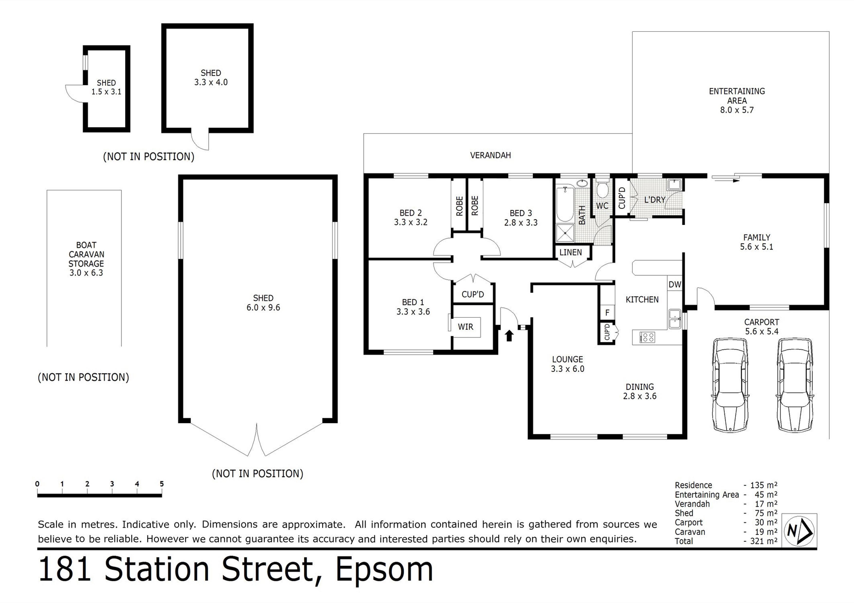 181 Station Street, Epsom, VIC 3551