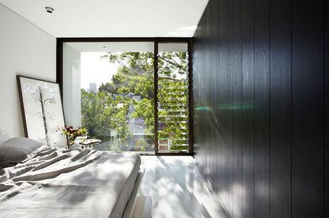 Contemporary Bedroom by Smart Design Studio