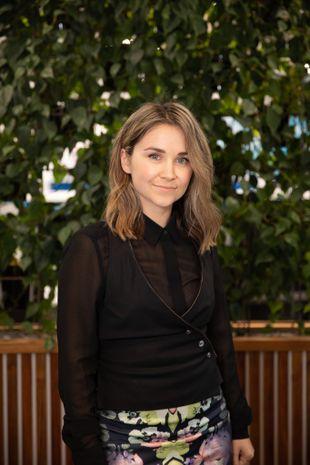 Sasha Teplovskaya