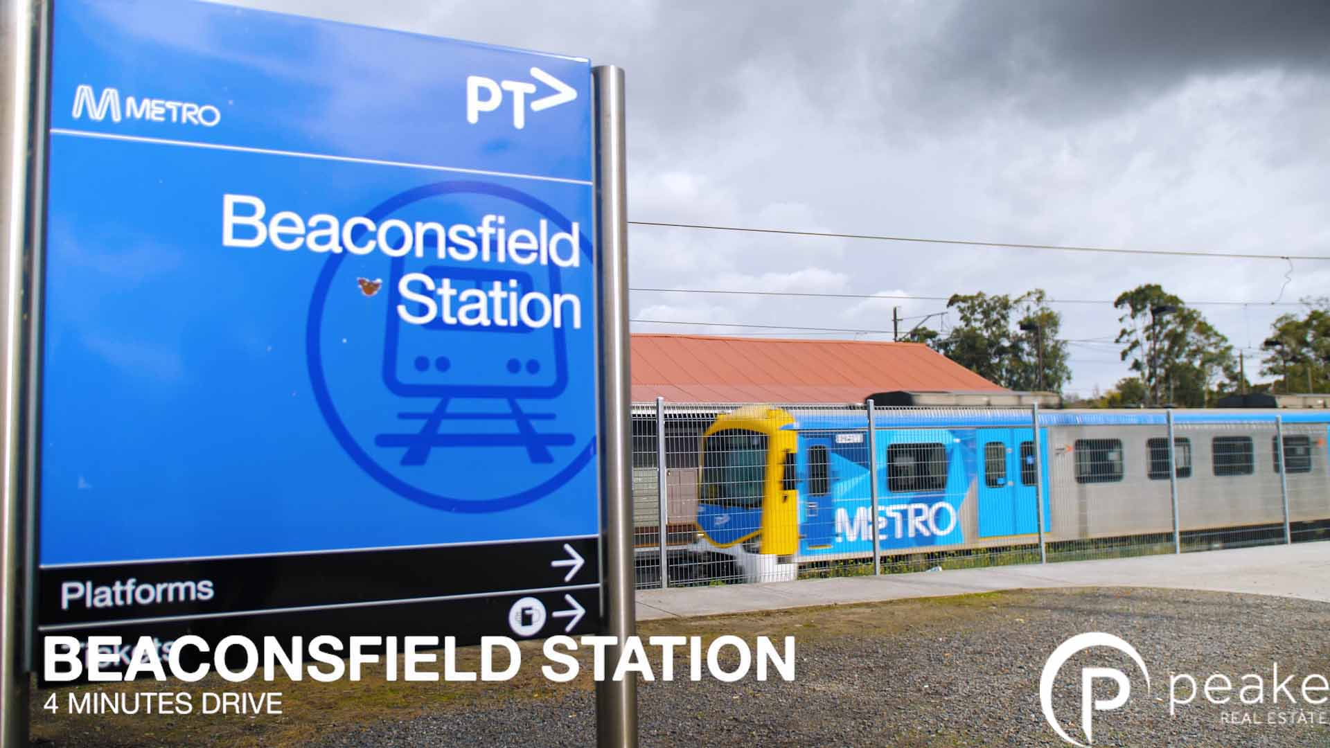 107 Beaconsfield Station