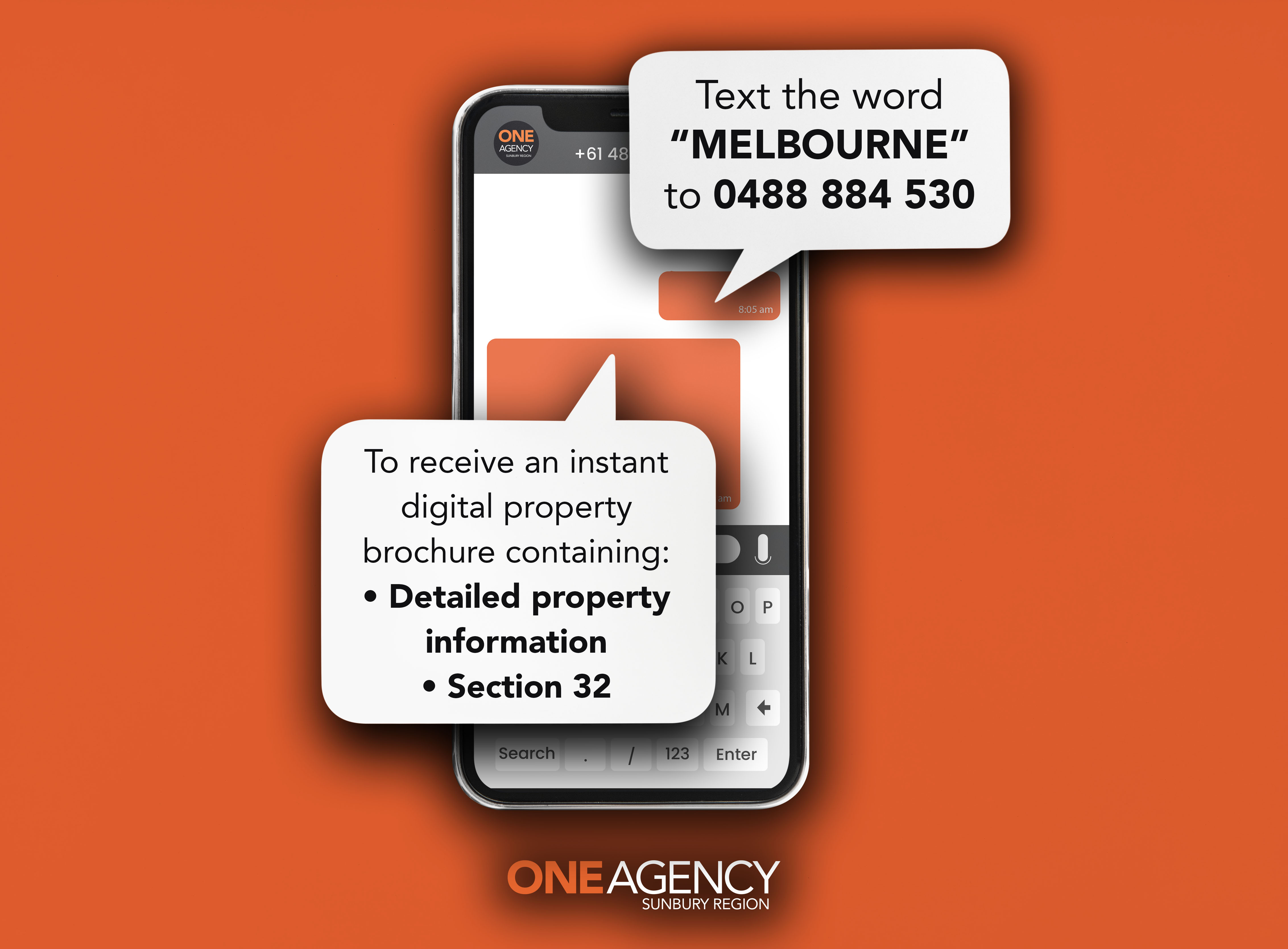 text the word imageMELBOURNE