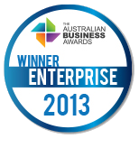 2013 Winner - Enterprise