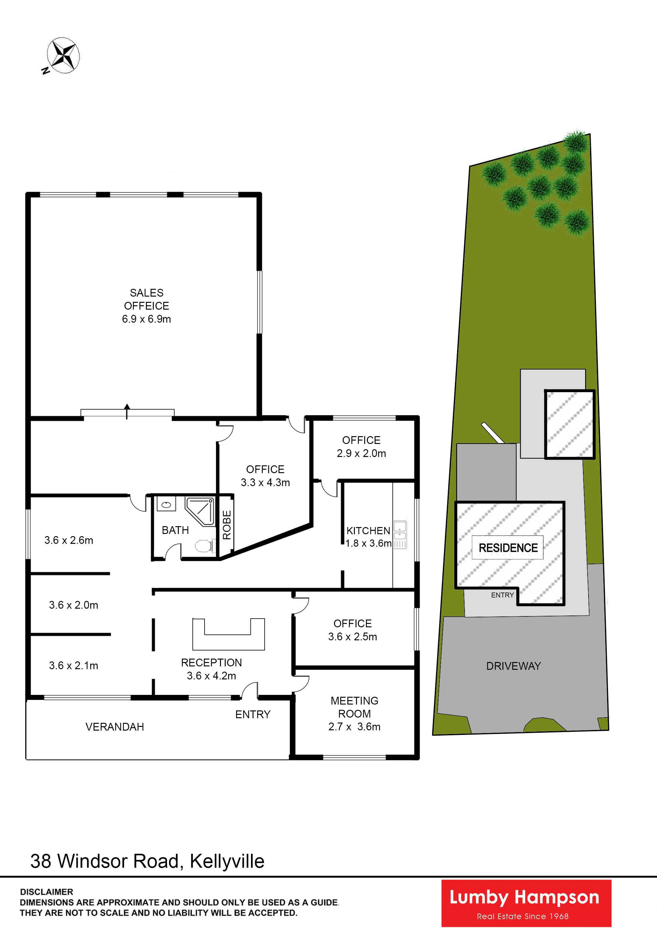 Lumby hampson 38 windsor road kellyville nsw 2155 for 15 st judes terrace dural