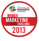 2013 Winner - Marketing Excellence