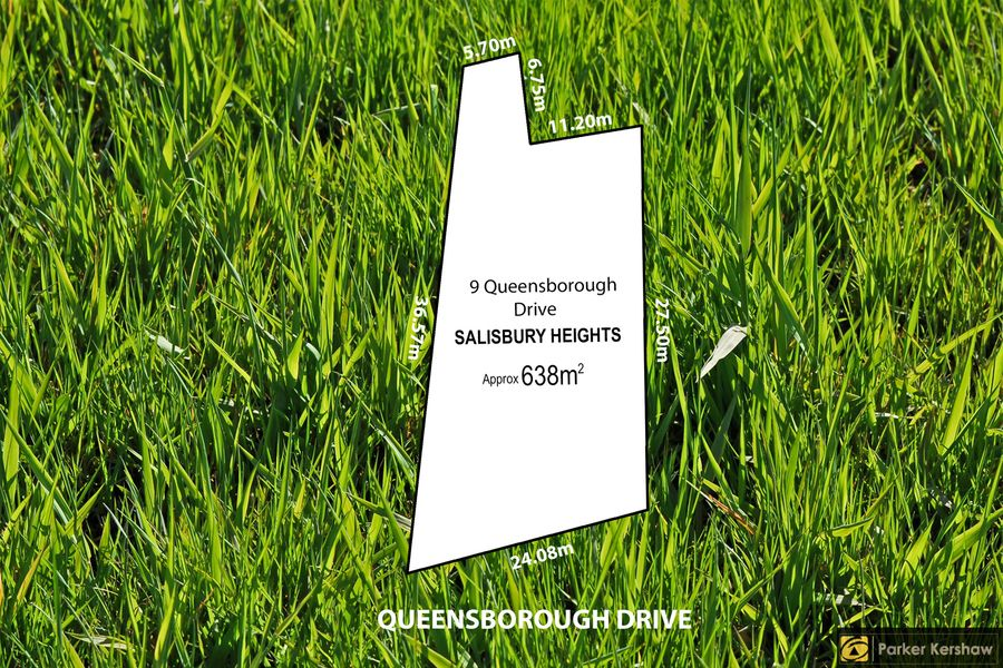 9 Queensborough Drive, Salisbury Heights, SA 5109