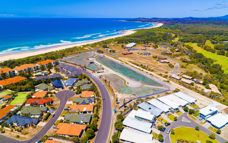 Lot 5 The Dunes Estate River Street, Yamba, NSW 2464