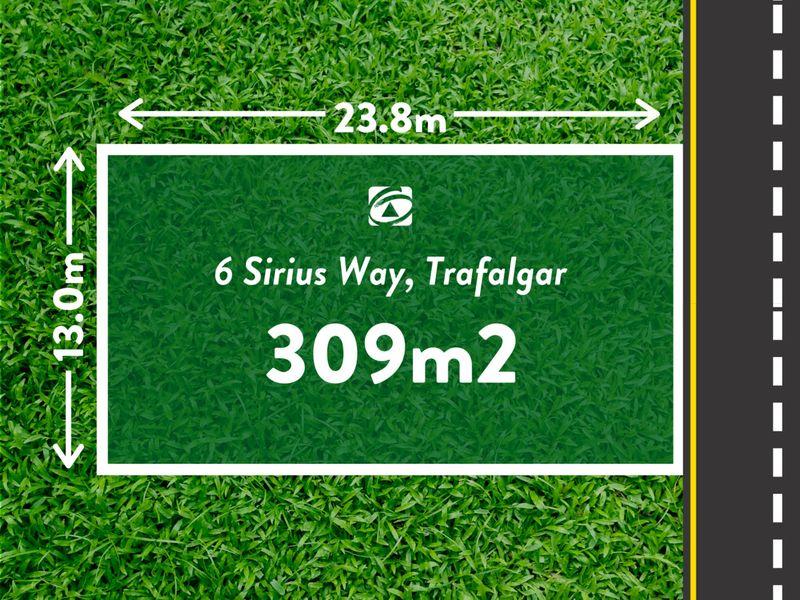 Lot 26 Sirius Way, Trafalgar, VIC 3824