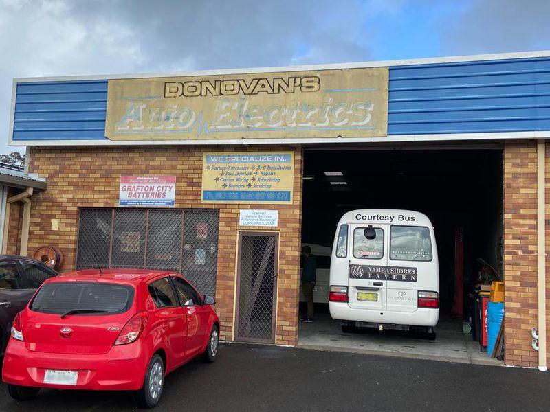 Donovan's Auto Electrics - 2/12 Uki Street, Yamba, NSW 2464