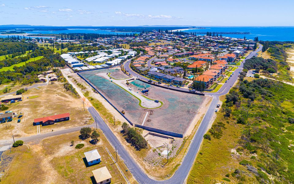 Lot 4 The Dunes Estate River Street, Yamba, NSW 2464