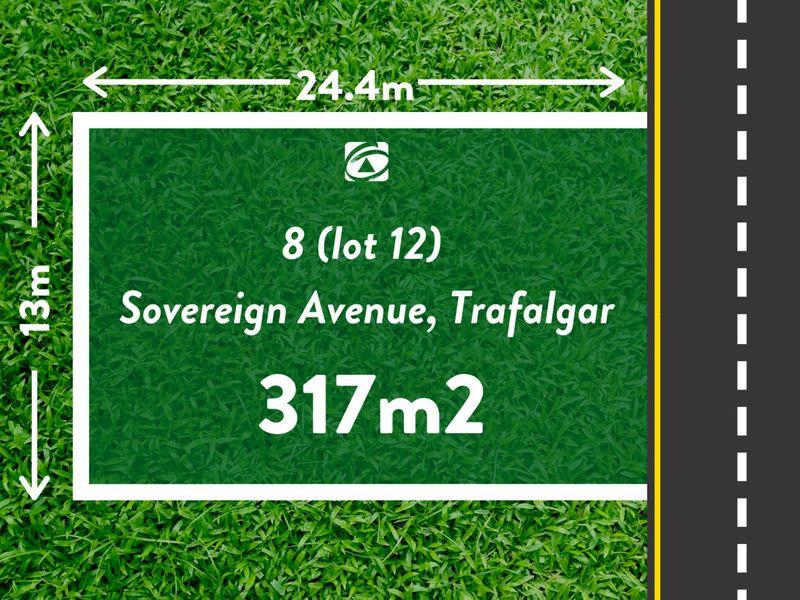 8 Sovereign Avenue, Trafalgar, VIC 3824