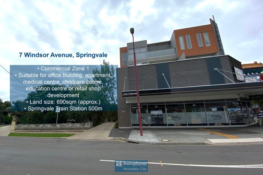 7 Windsor Avenue, Springvale, VIC 3171