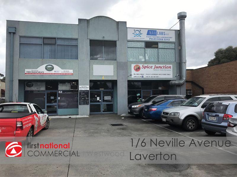 1/6 Neville Avenue, Laverton, VIC 3028