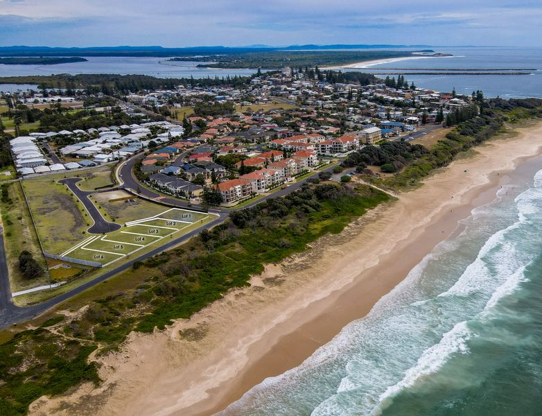 Proposed Lot 5 Dunes Court - The Dunes Estate, Yamba, NSW 2464