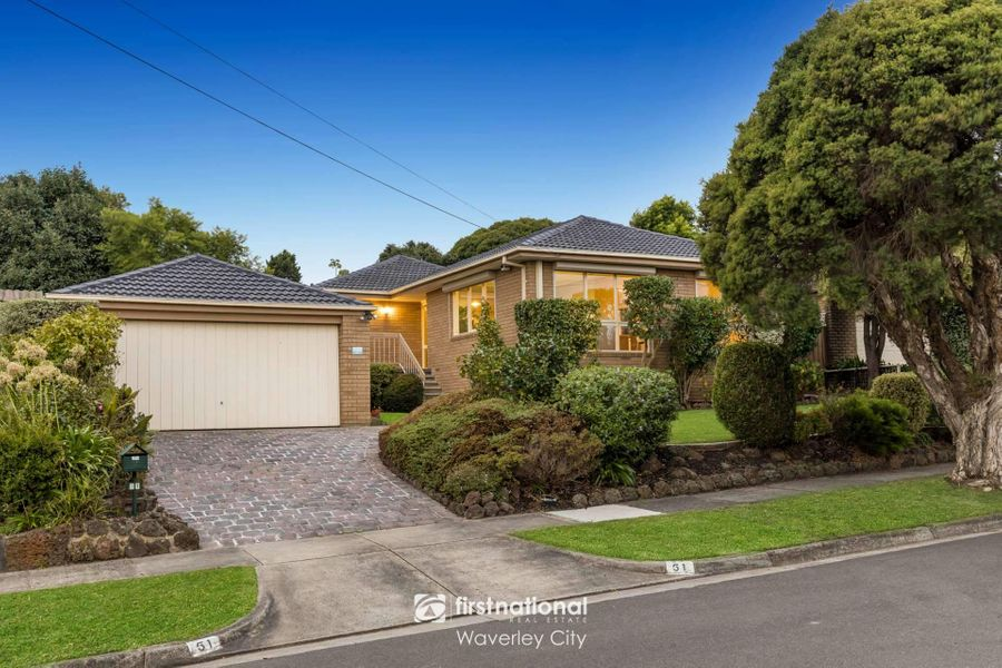 51 Raphael Drive, Wheelers Hill, VIC 3150