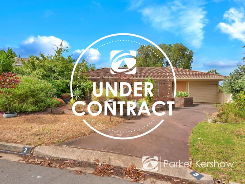 3 Lotus Court, Modbury North, SA 5092
