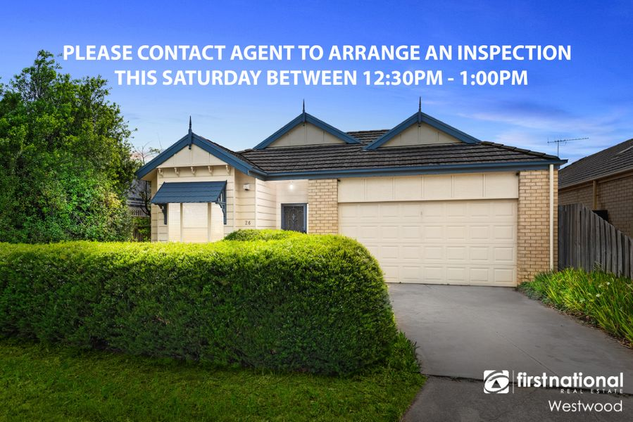 26 Howards Way, Point Cook, VIC 3030