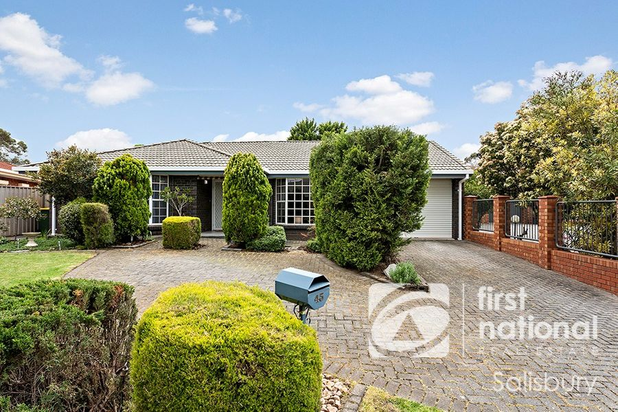 45 Pantowora Drive, Hope Valley, SA 5090