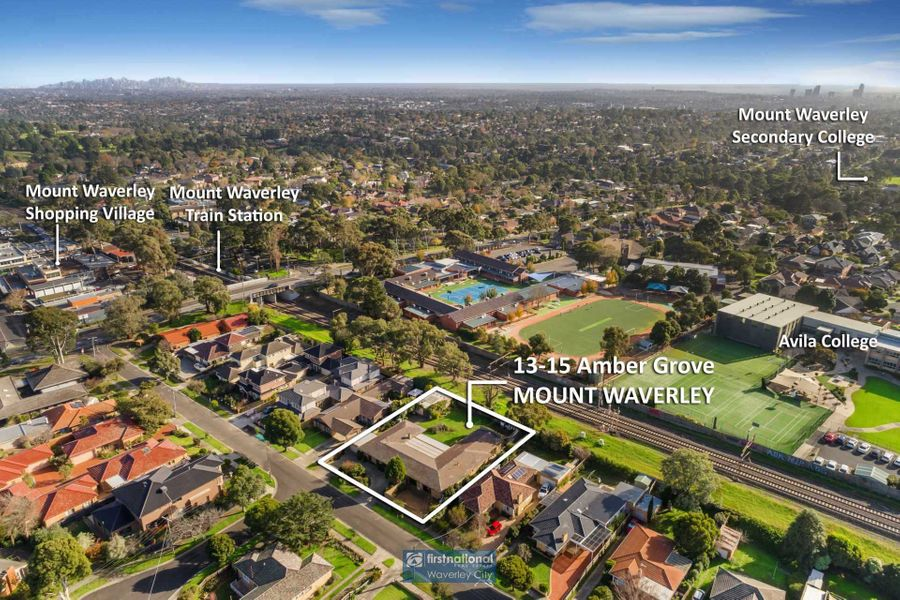 13-15 Amber Grove, Mount Waverley, VIC 3149