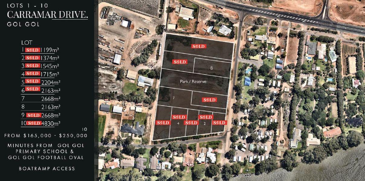 1-10 Cnr Carramar Drive & Punt Road, Gol Gol, NSW 2738