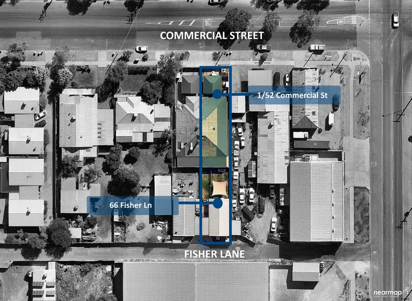 1/52 Commercial Street & 66 Fisher Lane, Merbein, VIC 3505