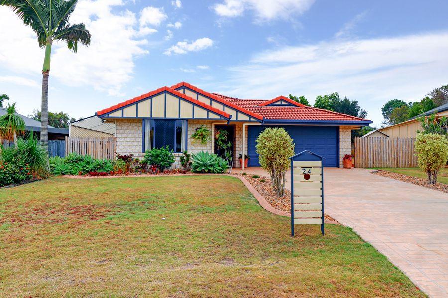 24 La Borde Court, Urraween, QLD 4655