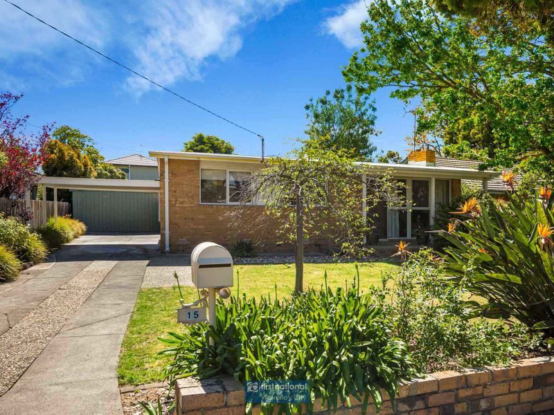 15 Longbourne Avenue, Notting Hill, VIC 3168