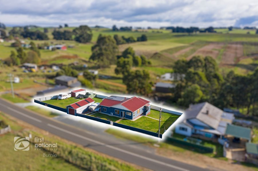1594 Mount Hicks Road, Yolla, TAS 7325