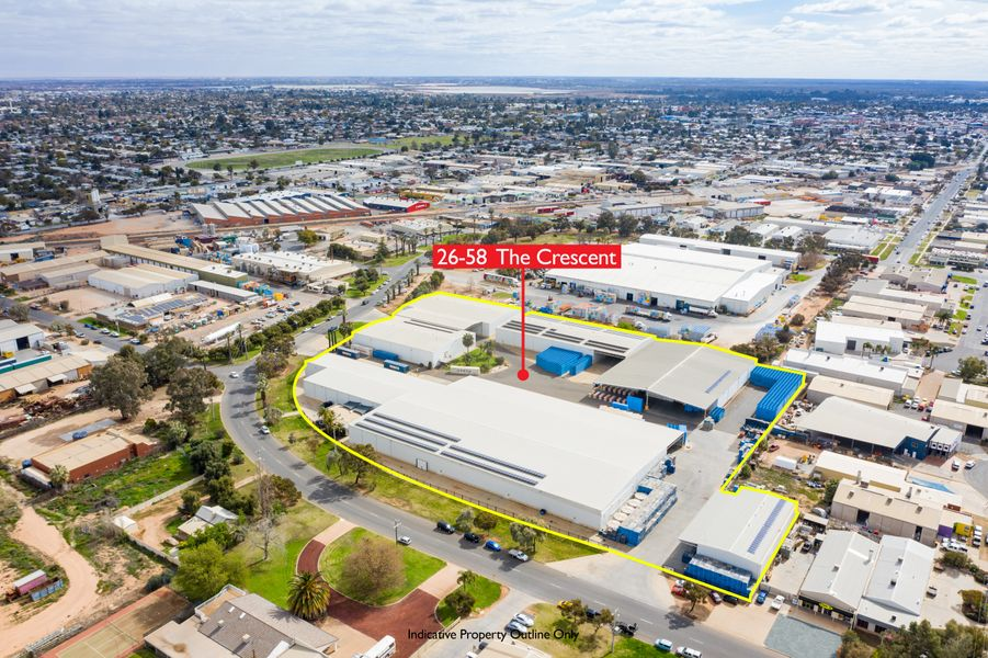 26-58 The Crescent, Mildura, VIC 3500