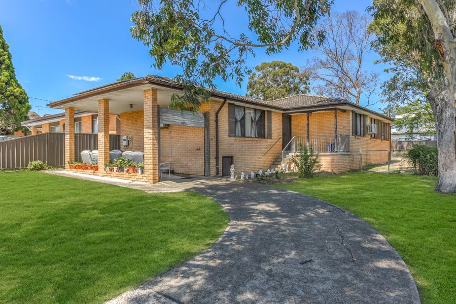 320 Railway Parade, Macquarie Fields, NSW 2564