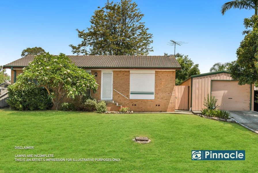 64 Dobell Road, Eagle Vale, NSW 2558