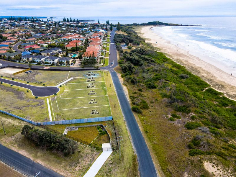 Proposed Lot 3 Dunes Court - The Dunes Estate, Yamba, NSW 2464