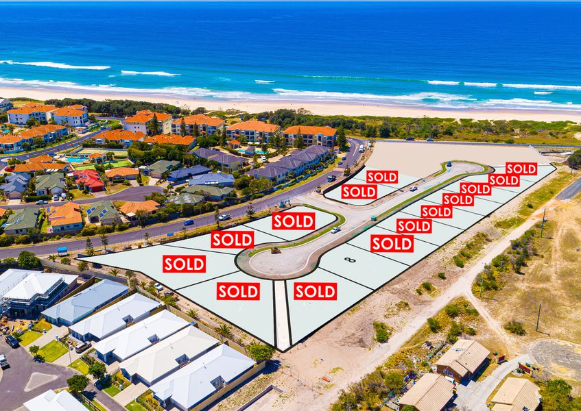 Lot 8 The Dunes Estate River Street, Yamba, NSW 2464
