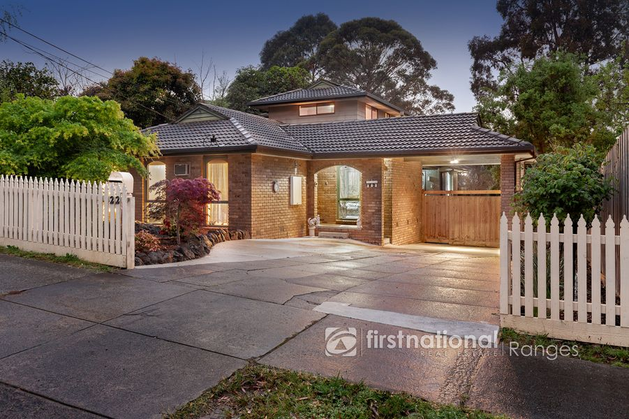 22 Rothan Avenue, Boronia, VIC 3155