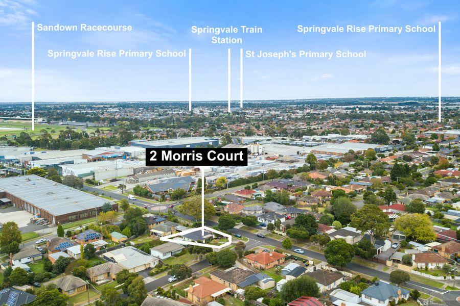 2 Morris Court, Springvale, VIC 3171