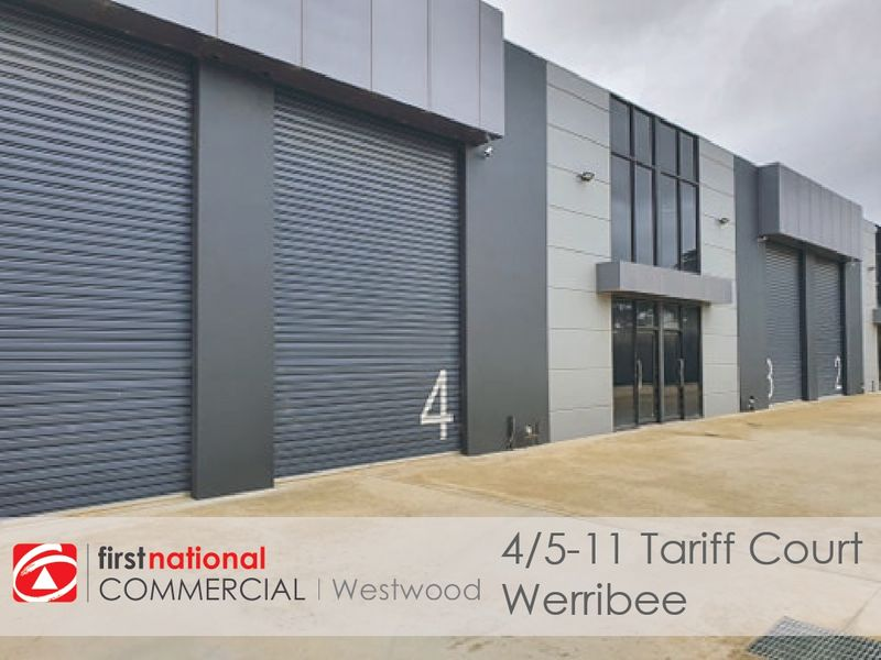 4/5-11 Tariff Court, Werribee, VIC 3030