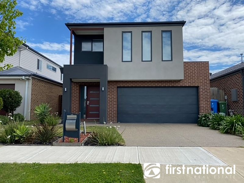 16 Hallyburton Drive, Clyde North, VIC 3978