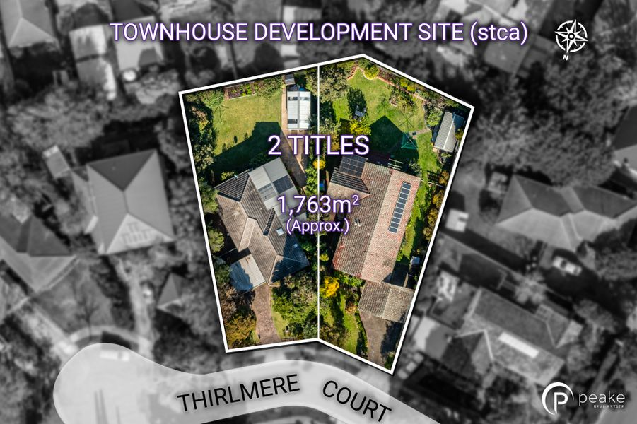 8 & 9 Thirlmere Court, Berwick, VIC 3806