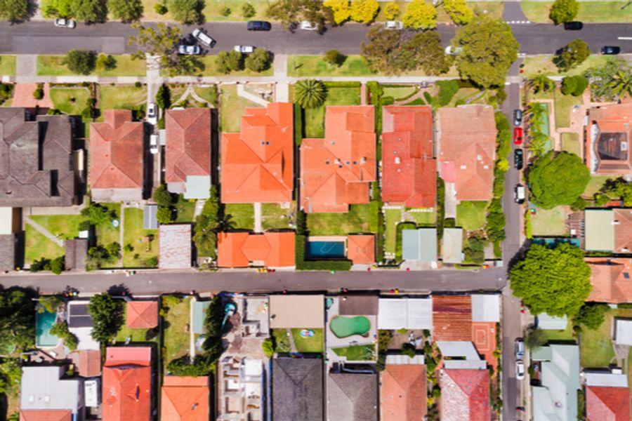 Average Home Value Rising