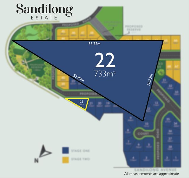 Lot 22/700 Sandilong Avenue, Irymple, VIC 3498