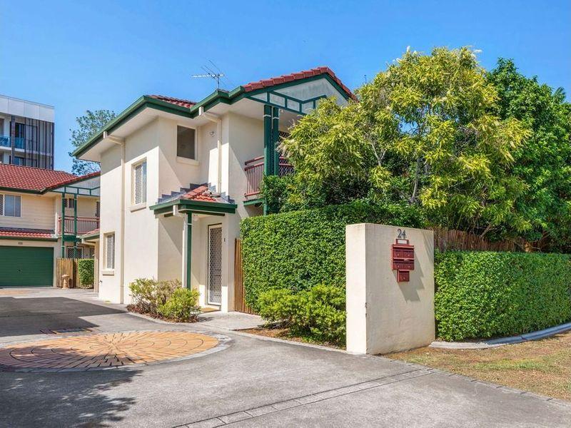 1/24 Coyne Street, Sherwood, QLD 4075