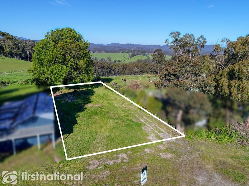 Lot 1/2384 Willow Grove Road, Hill End, VIC 3825