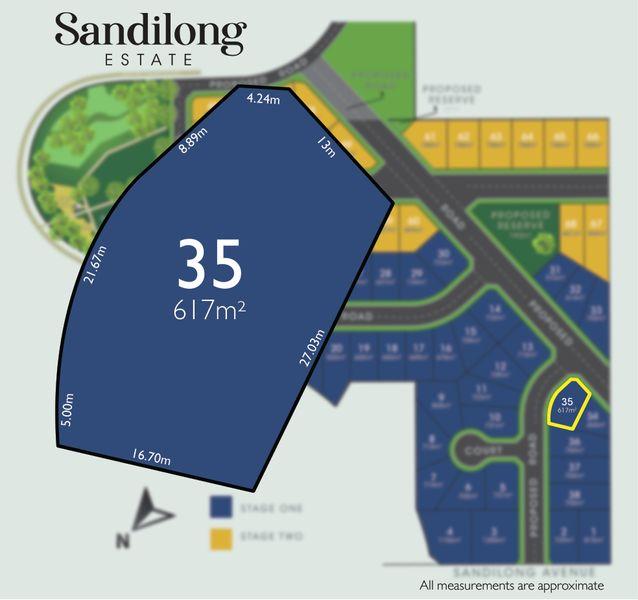 Lot 35/700 Sandilong Avenue, Irymple, VIC 3498