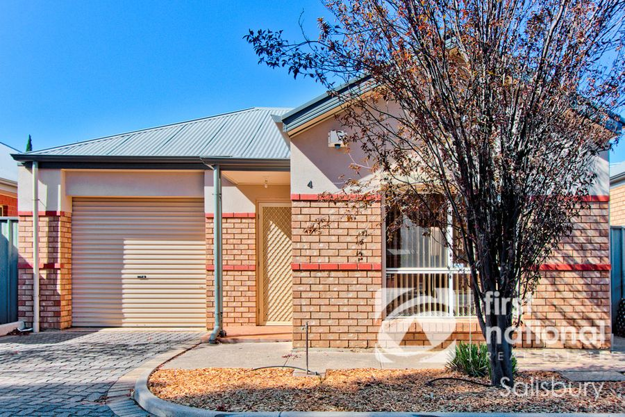 4/63 Fenden Road, Salisbury Plain, SA 5109